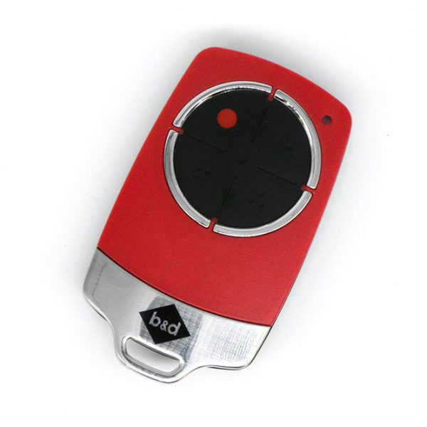 B&D Tri-Tran TB6 Remote Red