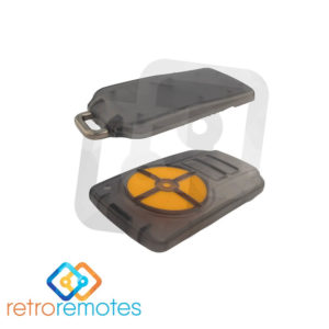 ATA PTX5v1 Orange Remote Enclosure Case ONLY