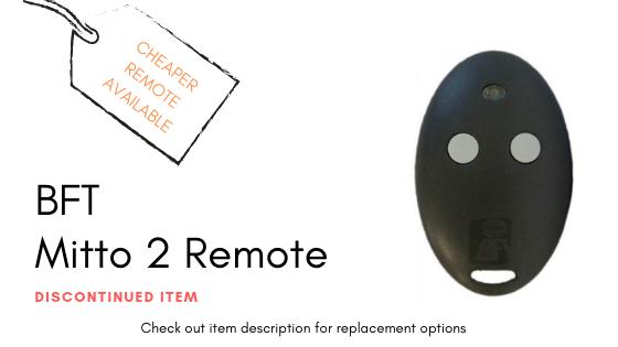 BFT Mitto 2 Remote