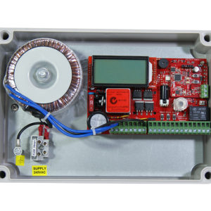 Elsema Elsema Eclipse Single MC Board and Transformer 24V Single MC Board and Transformer 12V/24V