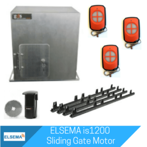 Elsema is1200 sliding gate kit