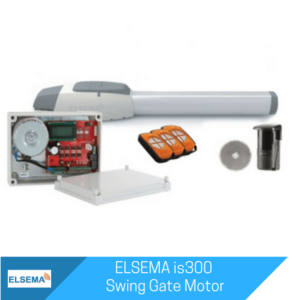 Elsema iS300 Single Swing Gate Kit