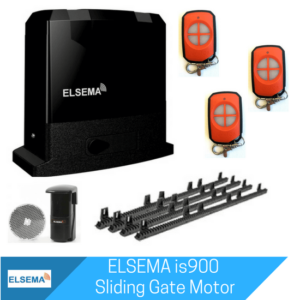 Elsema is900 sliding gate kit