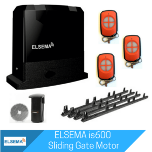 Elsema iS600 Sliding Gate Kit