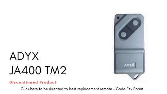 ADYX JA400 TM2