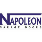 Napoleon Garage Doors Logo