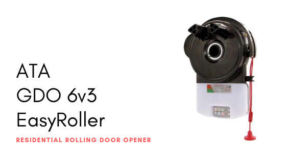 ATA GDO 6v3 Easy Roller Short Description