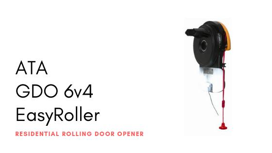 ATA GDO 6v4 Easy Roller