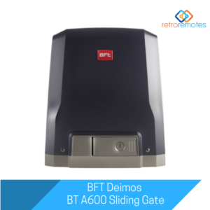 BFT Deimos BT A600 Sliding Gate Kit