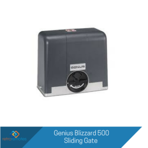 Genius Blizzard 500kg Sliding Gate