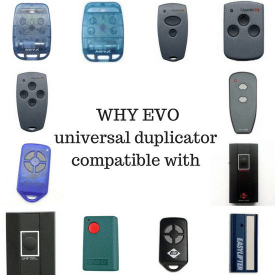 Why Evo Compatible List 1