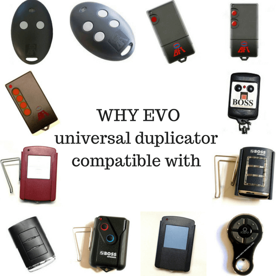 Why Evo Compatible List 2