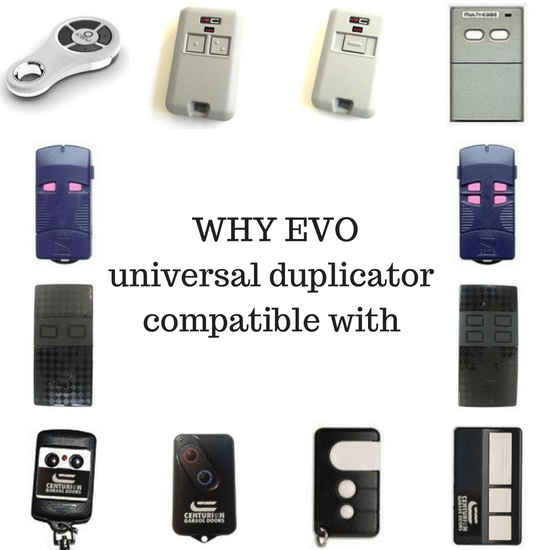 Why Evo Compatible List 3