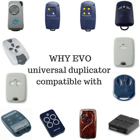 Why Evo Compatible List 4