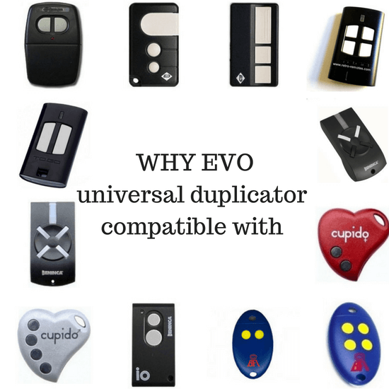 Why Evo Compatible List 5