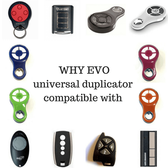 Why Evo Compatible List 6