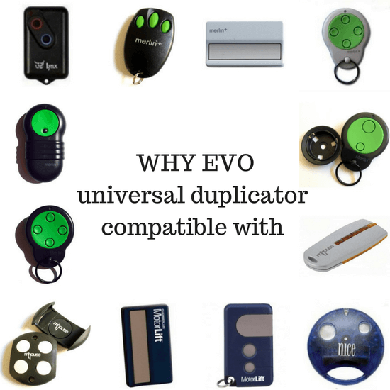 Why Evo Compatible List 7