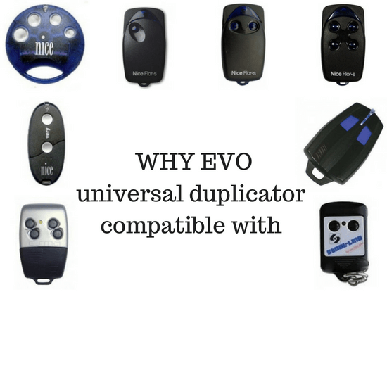 Why Evo Compatible List 8