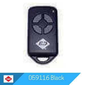 059116 Black Remote