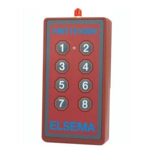 Elsema FMT 151Mhz - 8 Channel Transmitter FMT15108H