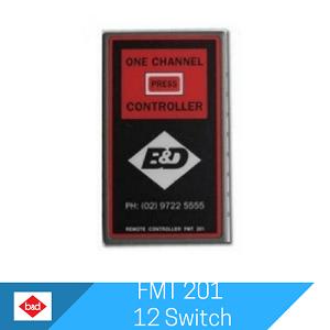 FMT 201 12 Switch Remote