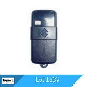 Lot 1 ECV Remote