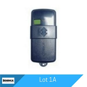 Lot 1A Remote