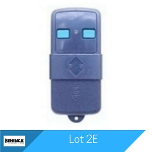 Lot 2E Remote