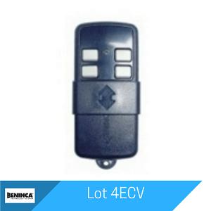 Lot 4 ECV Remote