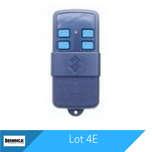 Lot 4E Remote