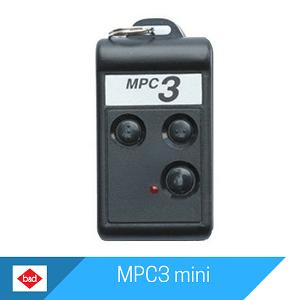 MPC3 Mini Remote by B&D Doors