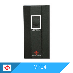 MPC4 Remote by B&D Doors