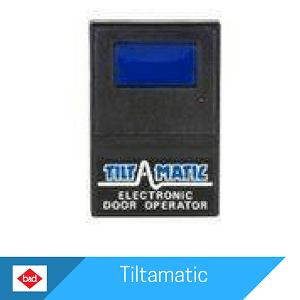 Tiltamatic Remote by B&D Doors