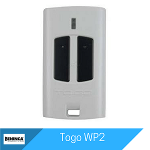 Togo WP2 Remote