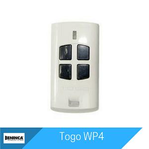Togo WP4 remote