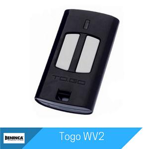 Togo WV2 Remote
