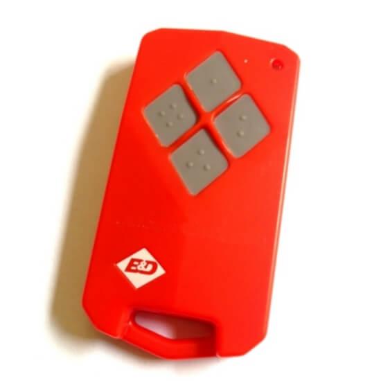B&D TB5 Grey Button Case