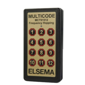 Elsema Multicode 915MHz 8 Button Remote MCT91508