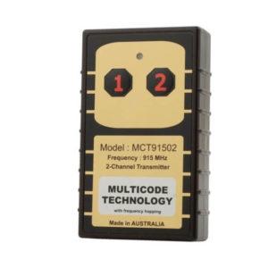 Elsema Multicode 915MHz 2 Button Remote MCT91502