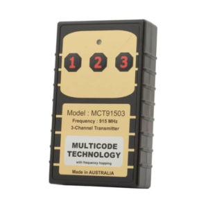 Elsema Multicode 915MHz 3 Button Remote MCT91503