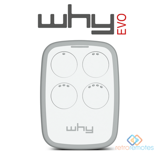 Why Evo Universal Duplicator Remote