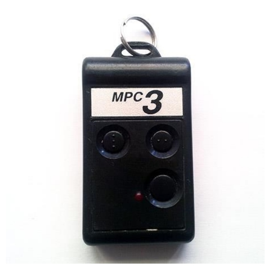 B&D MPC3 MINI REMOTE