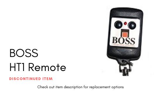 Boss HT1 Remote