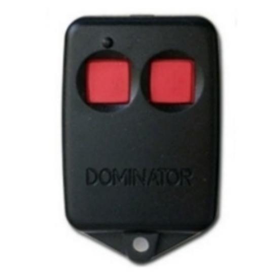 DOMINATOR 315 2 Button Red Remote