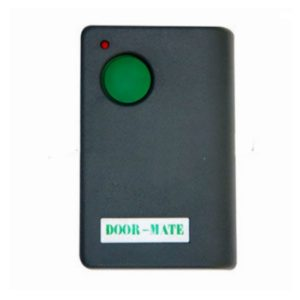 DOOR-MATE 303 Green Button Remote