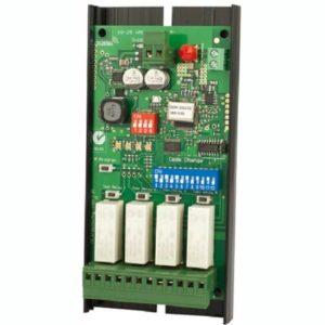 Elsema Multicode 915MHz 4 Ch Receiver MCR91504R