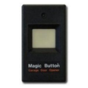 MAGIC BUTTON 304 Black Remote