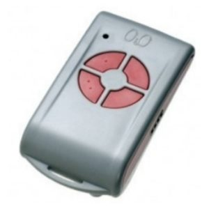 O-O TX4 Red Buttons 2ch Remote