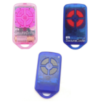 ATA PTX4 remotes
