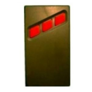 RIB T91 3 Button Remote